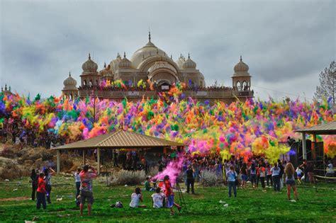 festivals usa fork festival of colors usa celebration