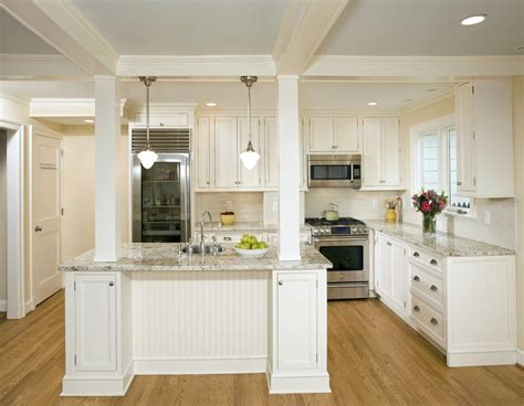 kitchen island with columns load bearing columns kitchen with bookcase columns family beeyoutifullife