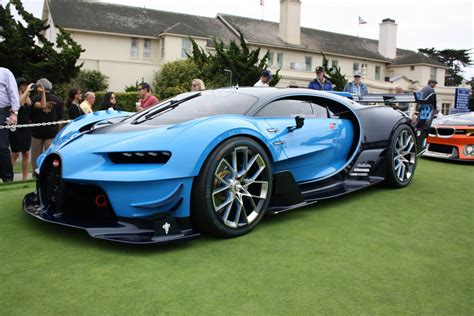 Bugati Top Speed by 2016 Bugatti Vision Gran Turismo Picture 685765 Car