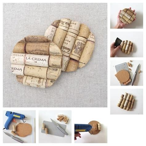 cork crafts projects 30 insanely creative diy cork recycling projects you