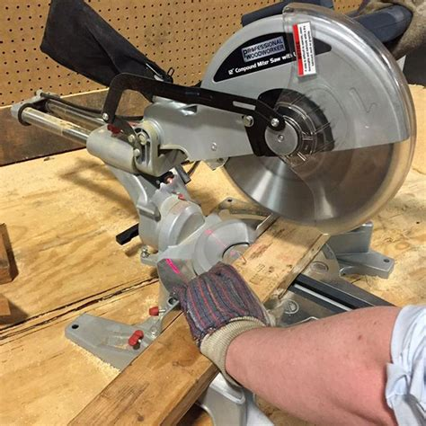 professional woodworker miter saw professional woodworker 15 12 in sliding compound