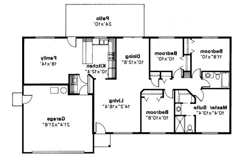 4 bedroom ranch floor plans 4 bedroom ranch house plans with basement 2018 house plans and home design ideas