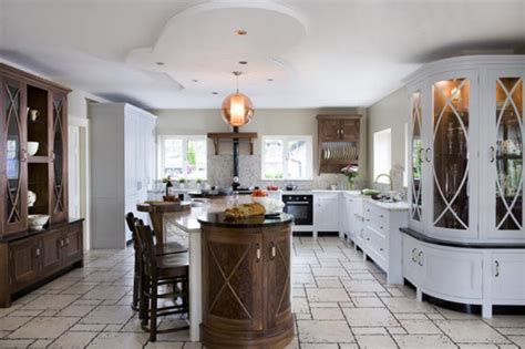 kitchens designs beautiful kitchen design with marble and wood