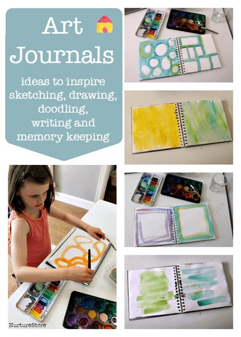 ideas for children journal ideas for to scrapbook their summer
