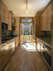 narrow kitchen designs and function in a galley kitchen decor advisor