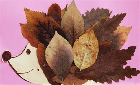 crafts for with leaves fall leaf crafts for find craft ideas
