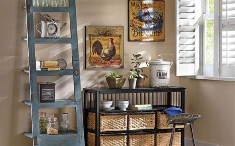 how to decorate the kitchen country kitchen decorating ideas