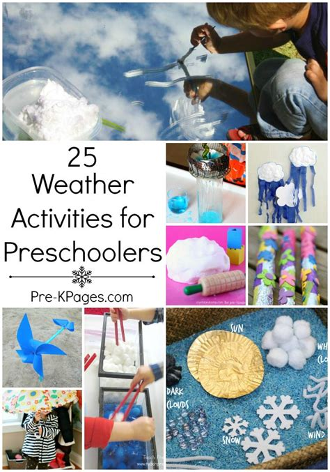 weather crafts for 1000 ideas about weather activities preschool on