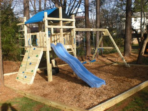 backyard climbing structures best 25 play structures ideas on outdoor play