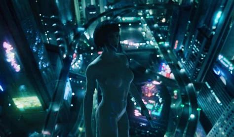 ghost in shell ghost in the shell new trailer wordlesstech
