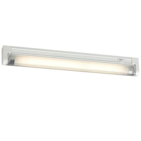 filament design negron 1 light white fluorescent cabinet light cli xy071783 the