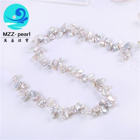 pearl wholesale wholesale freshwater cultured pearl 7 8mm keshi