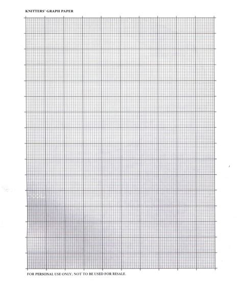 knitting graph paper for the bond ism knitting machine enthusiast http www