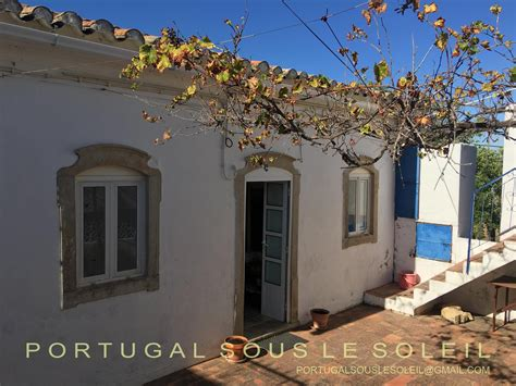charmante maison 192 santa b 193 rbara de nexe portugal sous le soleil
