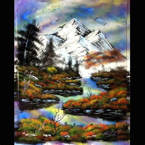 king mountain spray paint mountain spray painting by robert