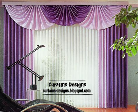 curtains design for bedroom top 15 purple curtains and windows treatments styles