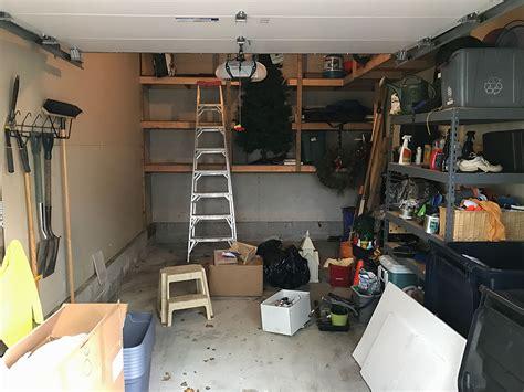 garage makeovers garage makeover ideas garage living