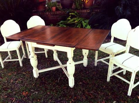 chalk paint dining table 17 best images about chalk paint 174 dining tables on