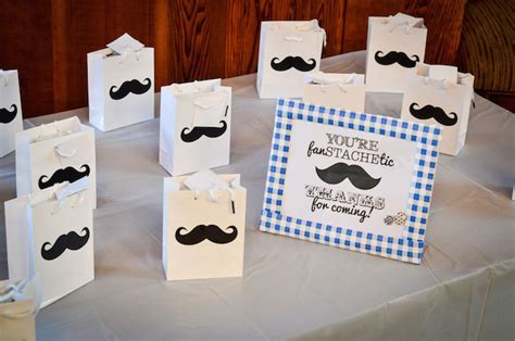 Kara's Party Ideas Little Man Mustache Baby Shower