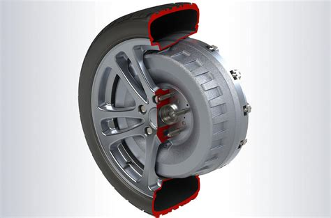 Electric Motor Technology by Pioneering In Wheel Electric Motor Tech Set To Transform