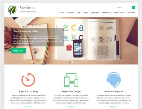free site 17 best free responsive themes and templates 2016