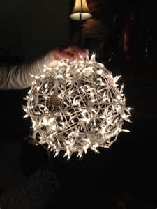 outdoor lighted balls lighted balls how to hang them on a tree