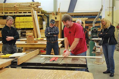 Nanaimo S Mid Island Woodworkers Guild Now Offering