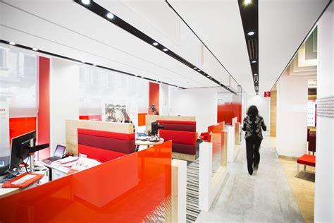 banco santande4r santander bank office