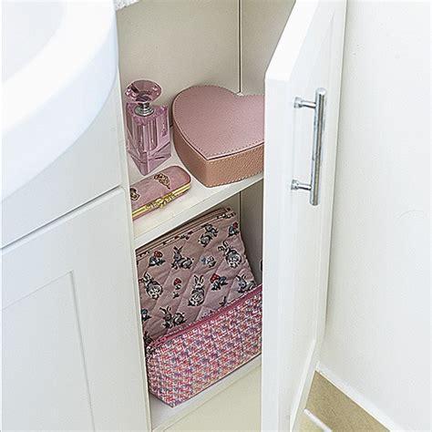 bathroom storage accessories built in bathroom storage with pink accessories