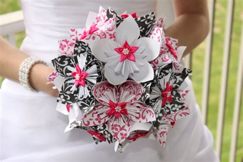 origami bridal bouquet joost langeveld origami page