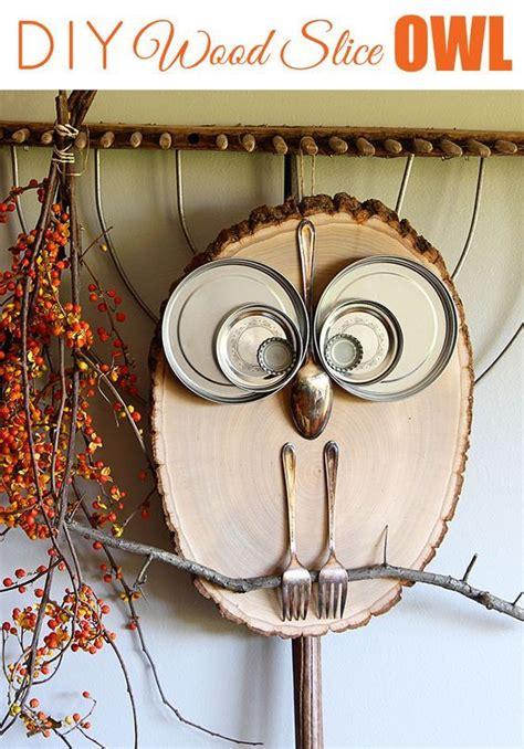 diy wood crafts 50 of the best diy fall craft ideas kitchen
