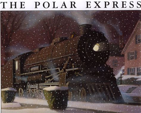 the polar express picture book goodwin library children s programs