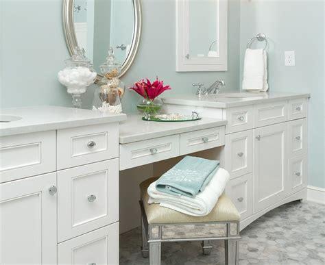 bathroom vanities with makeup vanity marvelous white makeup vanity traditional bathroom