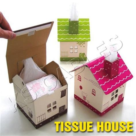 tissue paper box craft cardboard paper toilet roll holder and tissue boxes on