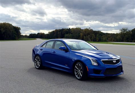 Cadillac Turbo by 2016 Cadillac Ats 2 0l Turbo Luxury Collection Automatic