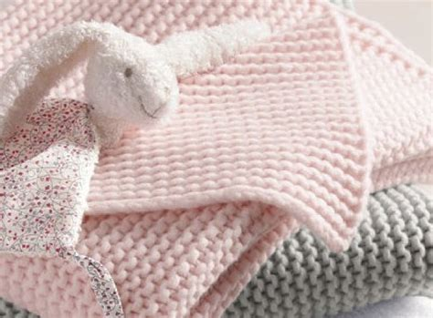 easy knit baby blanket easy blanket knitting patterns for beginners crochet and