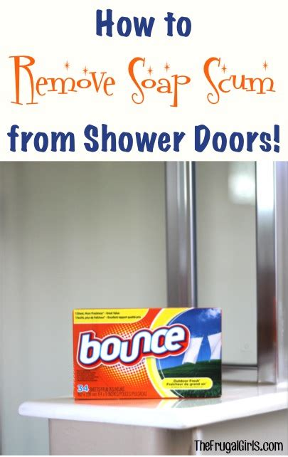 cleaning water stains glass shower doors craftionary