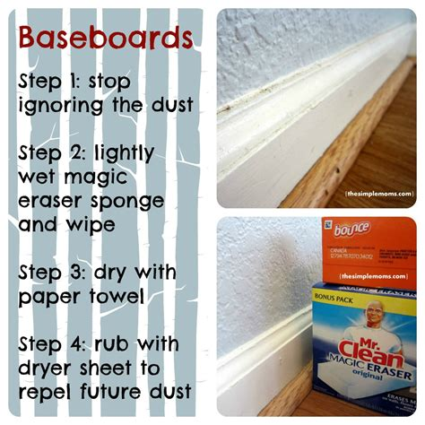 cleaning inspiration time to clean up your baseboards saturday cleaning