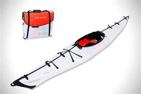 origami kayak oru kayak is a 12 foot kayak that folds up into a