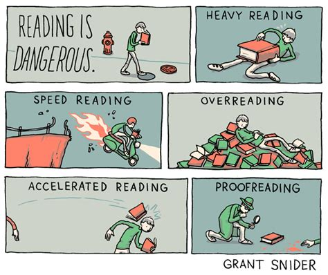 how to read comics reading is dangerous comic books and humor