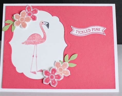 flower sts for card 85 best su flamingo lingo images on pink