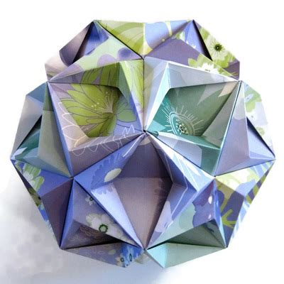math origami projects getting started with geometric modular origami artful maths