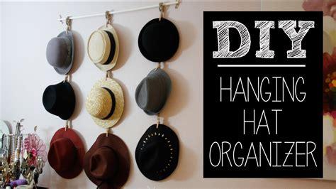 hat hanger ideas diy hat hanger organizer easy beautybitten