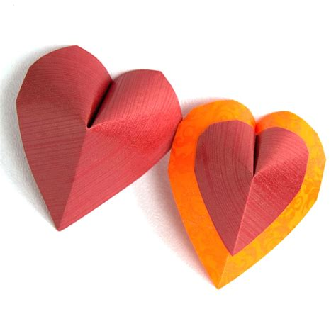 origami hearts origami
