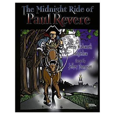 a picture book of paul revere a plethora of picture books the midnight ride of paul revere