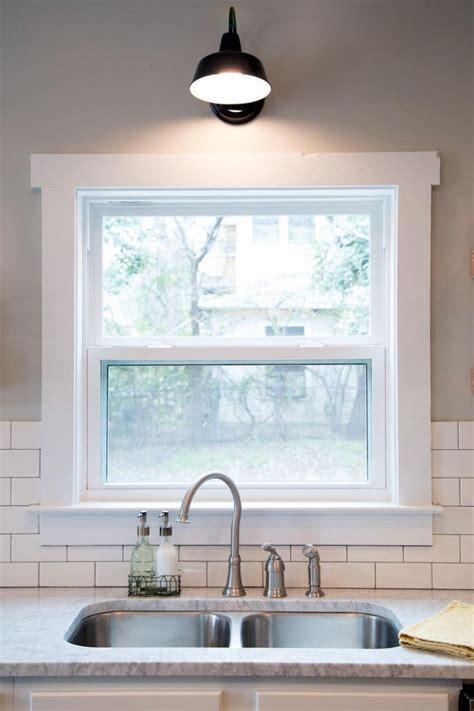 best 25 farmhouse trim ideas on window casing