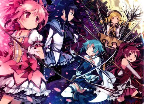 madoka magica anime review puella magi madoka magica dogma dragons