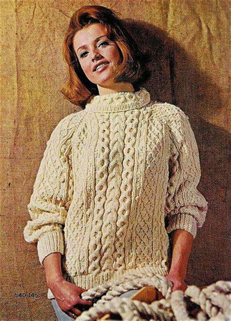 fisherman sweater knitting patterns photo