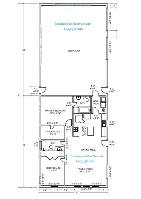 80 floor plans barndominium designs barndominium floor plans plus much