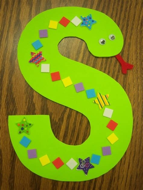 south crafts for 25 best ideas about letter s crafts on